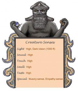 Canisrezu Senses Chart