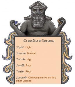 Kneph Senses Chart